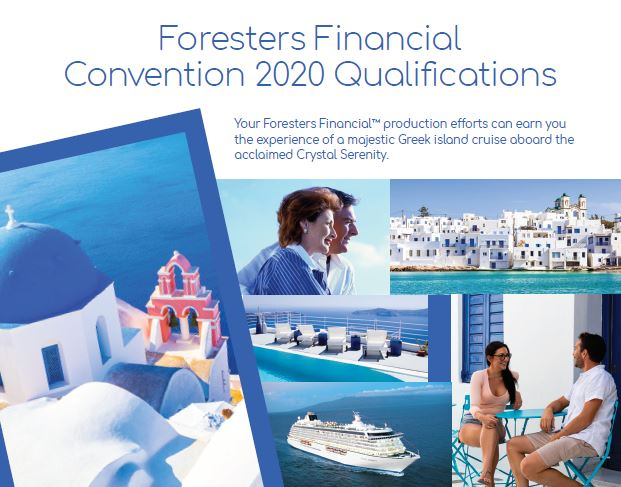 Secure Life Financial - Forester Convention Banner